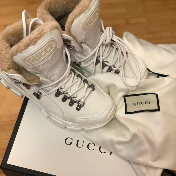 Gucci Shoes   Gucci Winter Boots   Poshmark